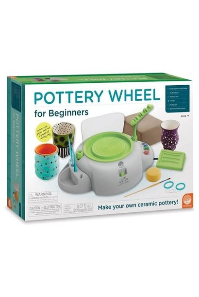 Pottery Wheel by Mindware