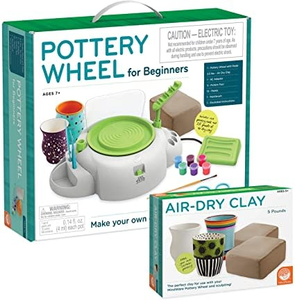 Pottery Wheel by Mindware-2