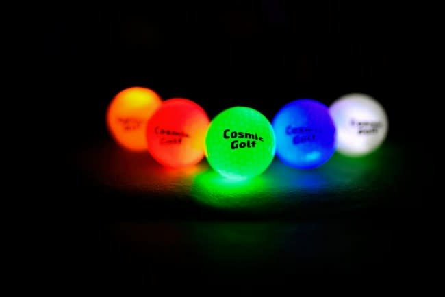 Cosmic Deluxe Mini Golf w/Blacklights-5