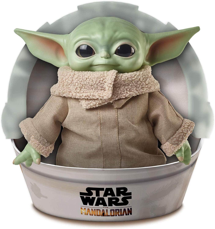 Star Wars The Child Talking Plush-1