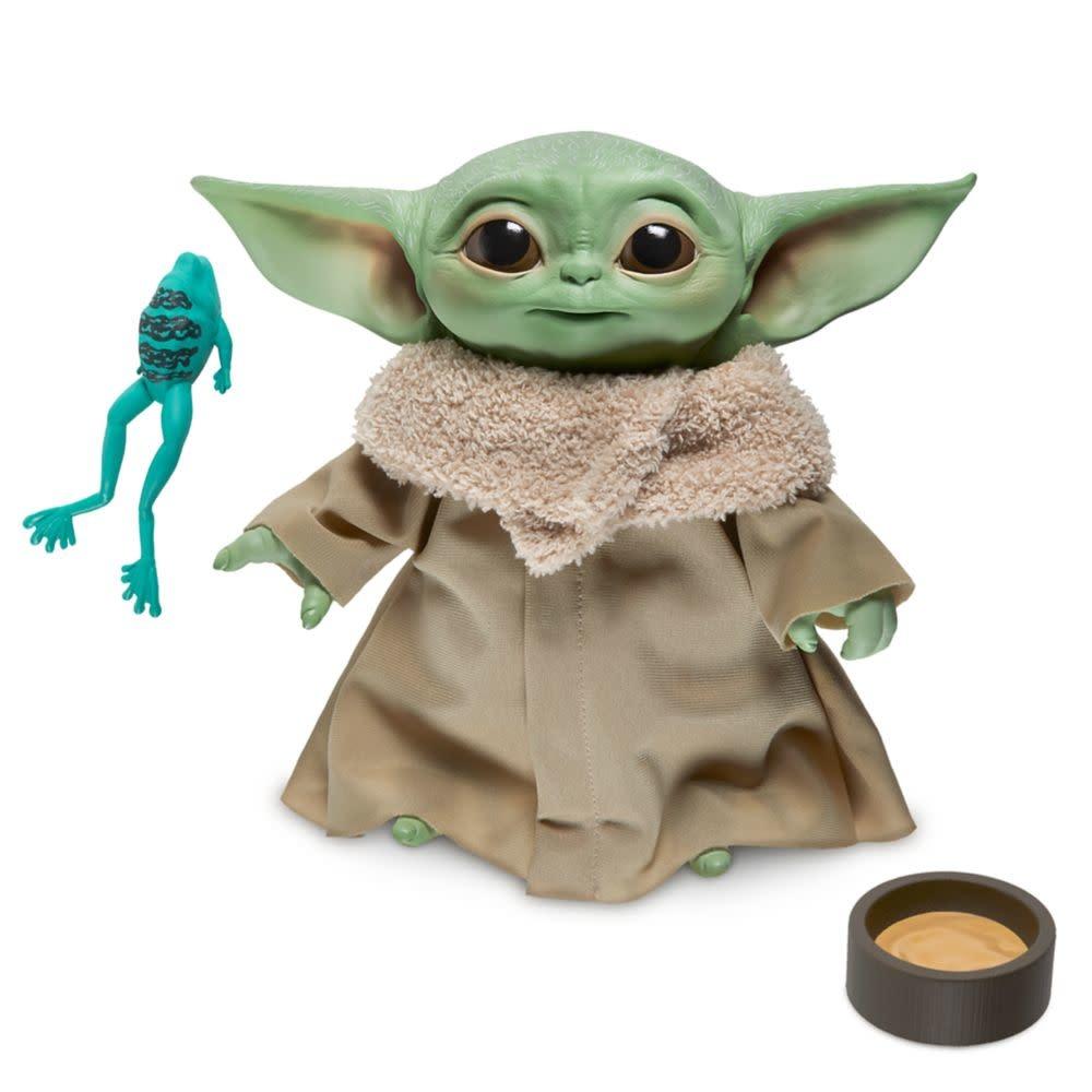 Star Wars The Child Talking Plush-3