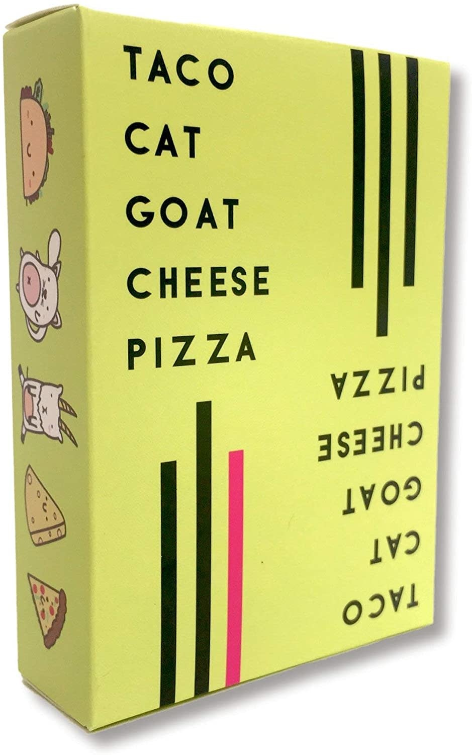 Taco Cat Goat Cheese Pizza Card Game-4