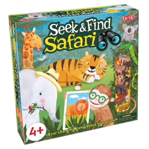 Seek and Find Safari Game-1