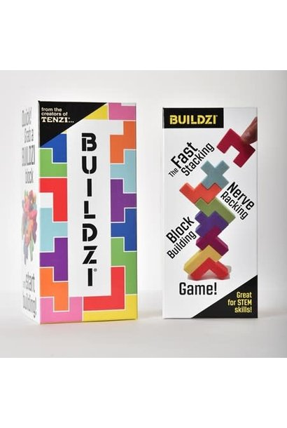BUILDZI from Tenzi