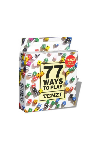 Card Game/77 Ways to Play TENZI