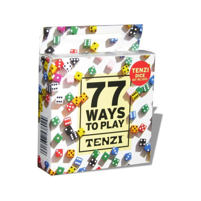 77 Ways to Play TENZI-1