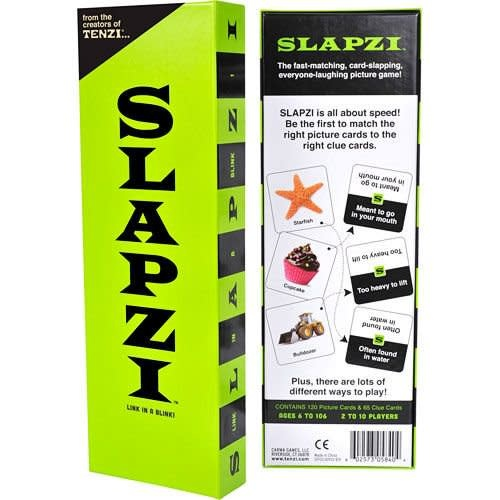 Slapzi Family Card Game-2