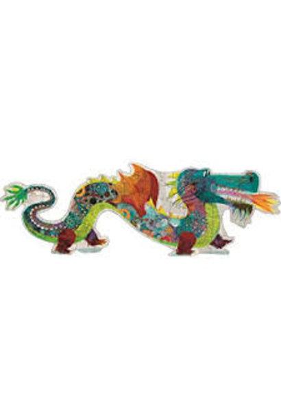 Leon the Dragon Floor Puzzle