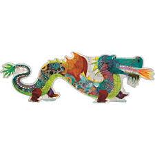 Leon the Dragon Floor Puzzle-1