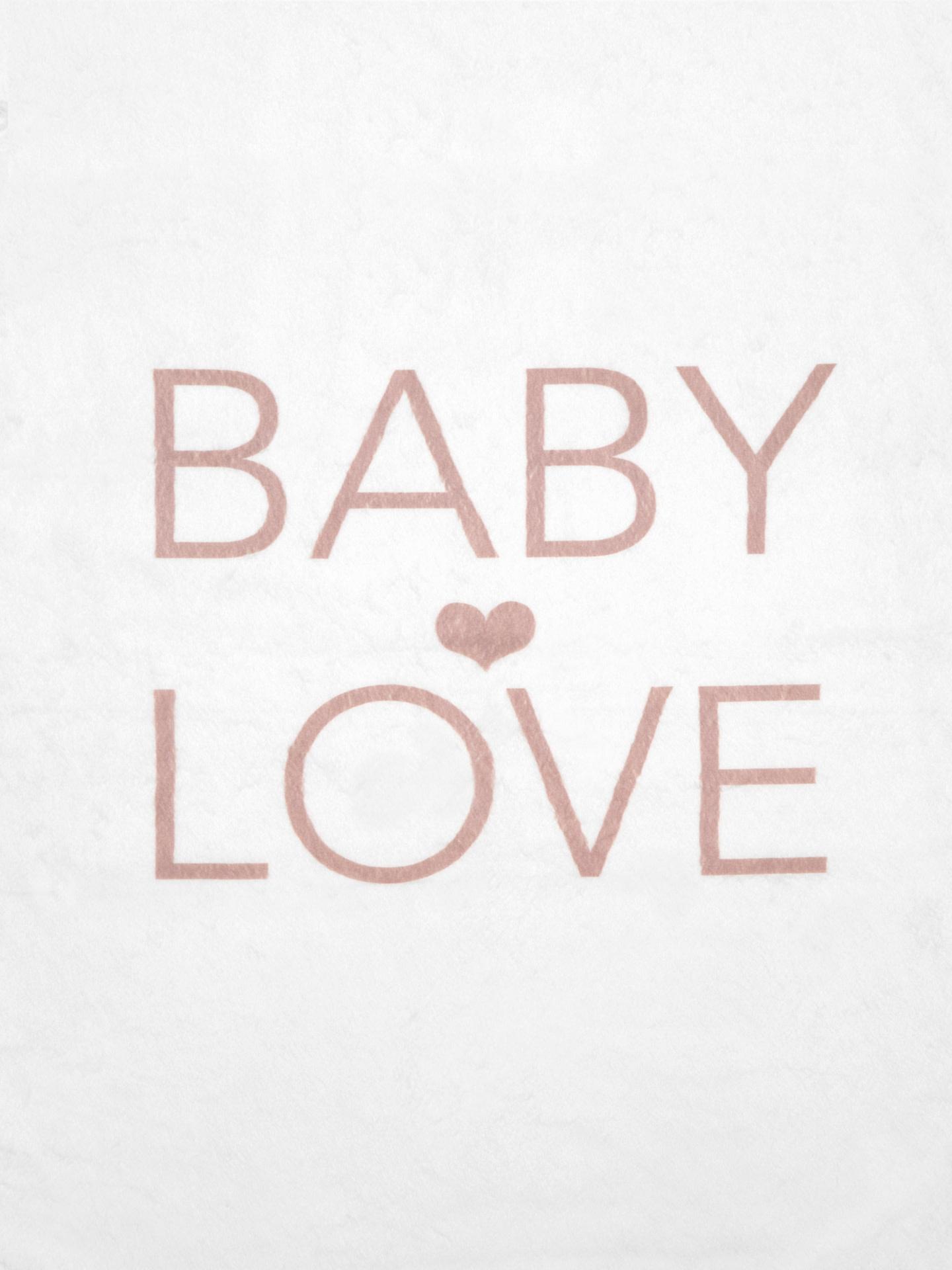 LG Luxe Baby Love Blanket Dty Pk-3