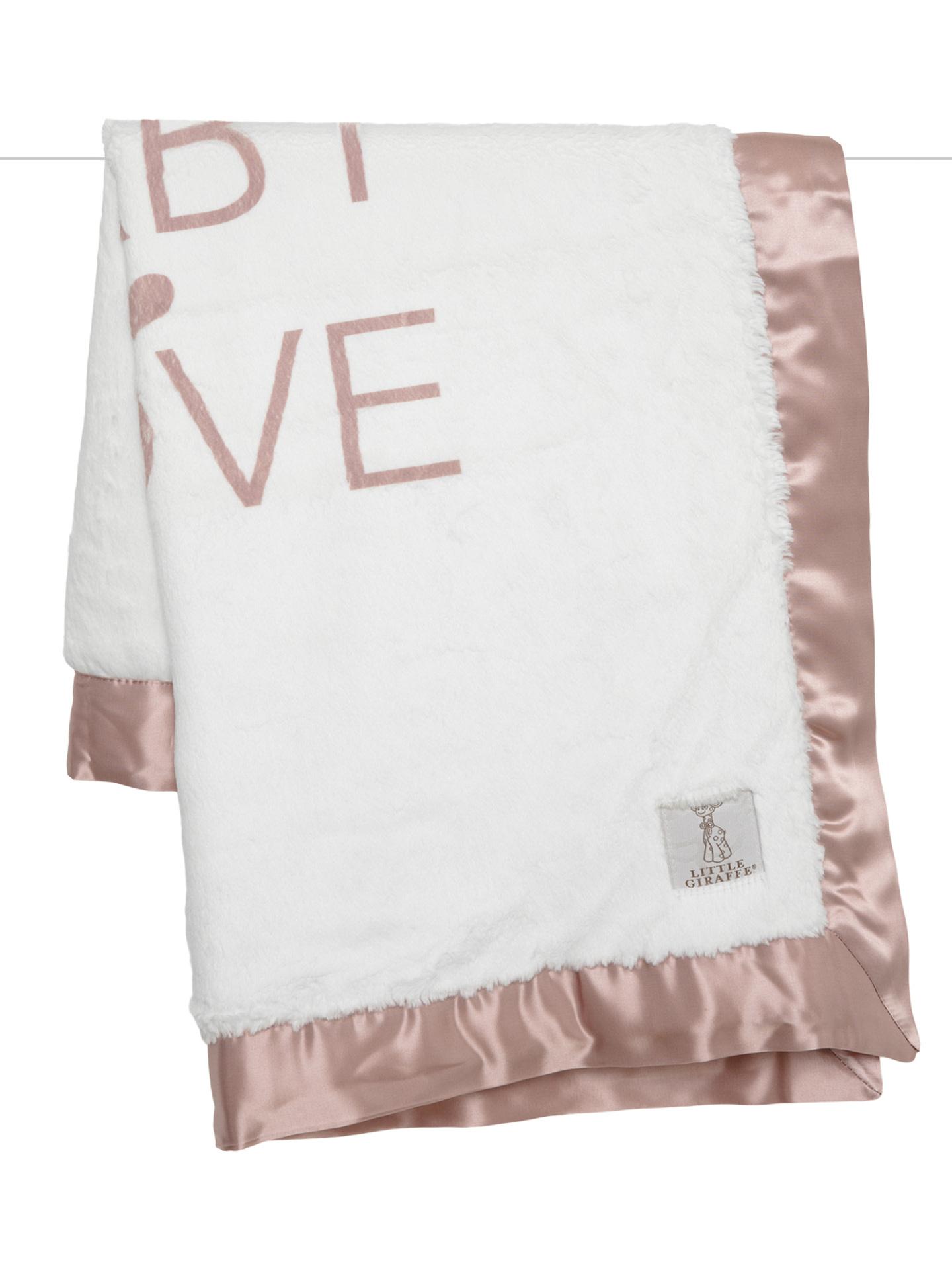 LG Luxe Baby Love Blanket Dty Pk-2