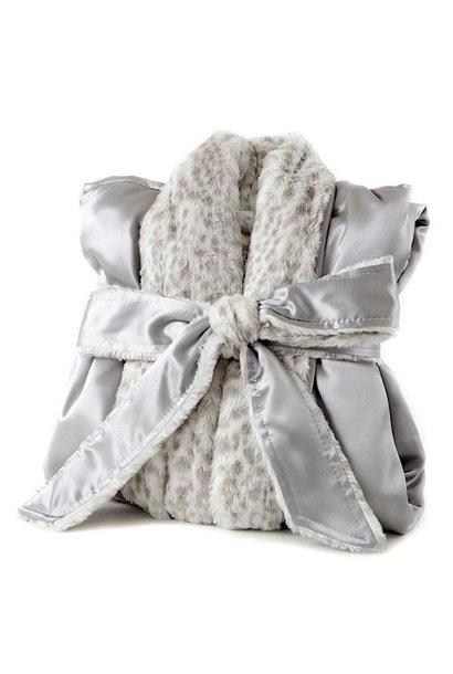 LG Adult Robe Snow Lep/Size 0