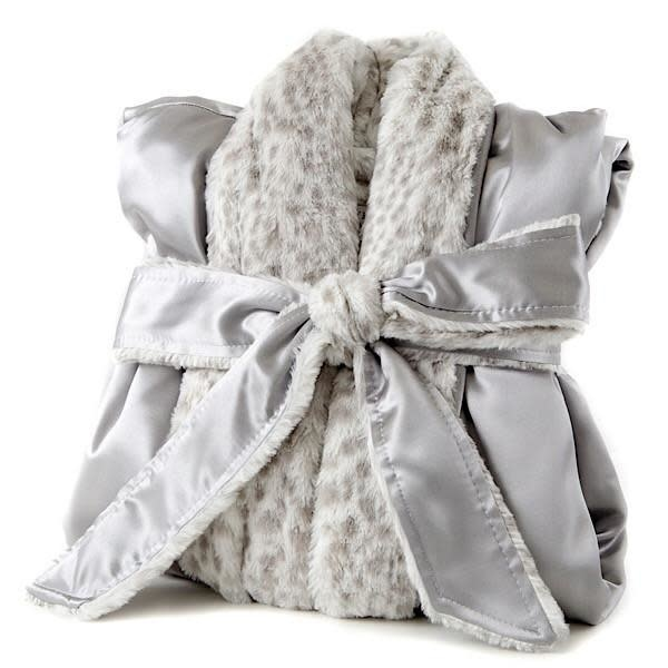 LG Adult Robe Snow Lep/Size 0-1