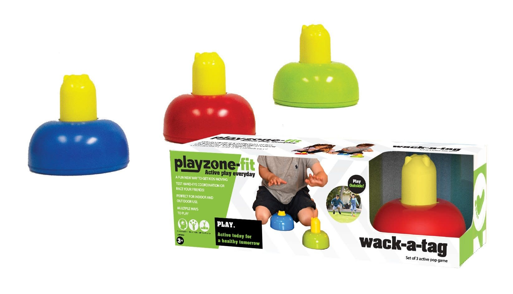 Playzone Wack-a-Tag Game-3