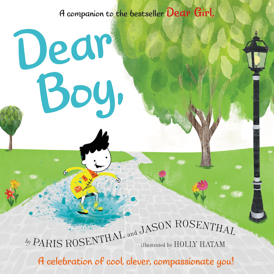 Dear Boy Literature Book-1