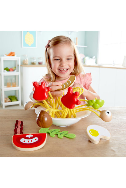 Silly Spaghetti by Hape