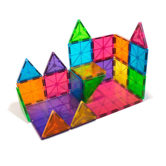 Magna-Tiles 32 pc Clear Set-3