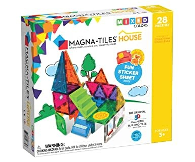 Magna-Tiles House 28 piece Set-1