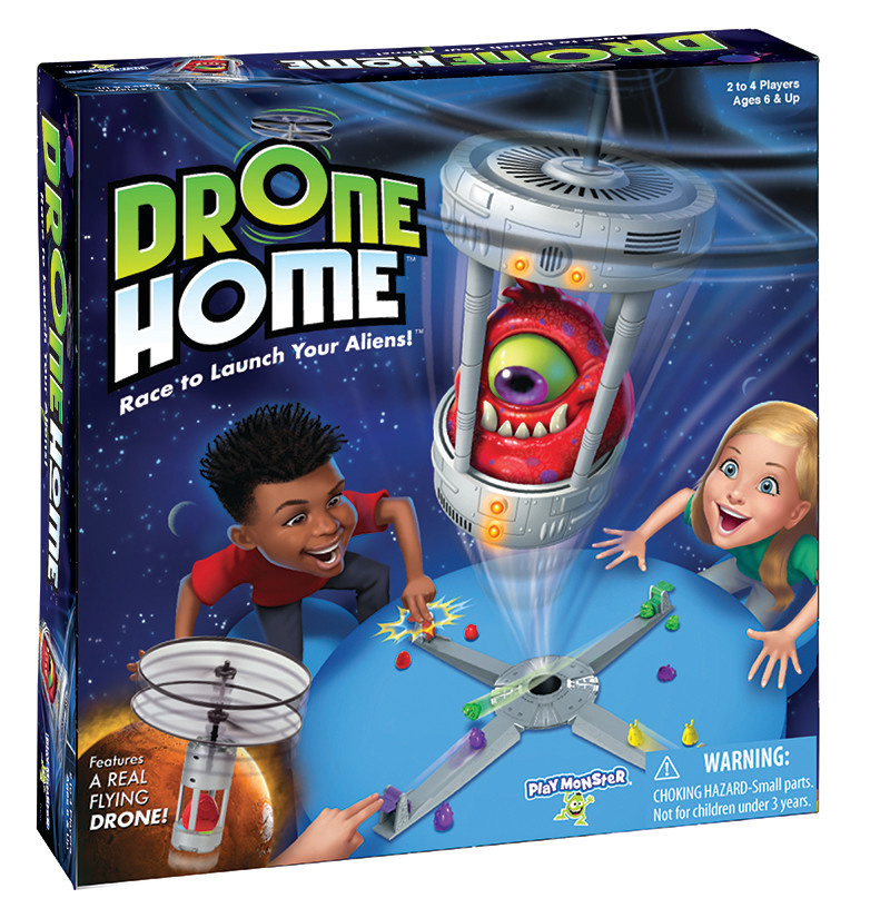 Drone Home Game-1