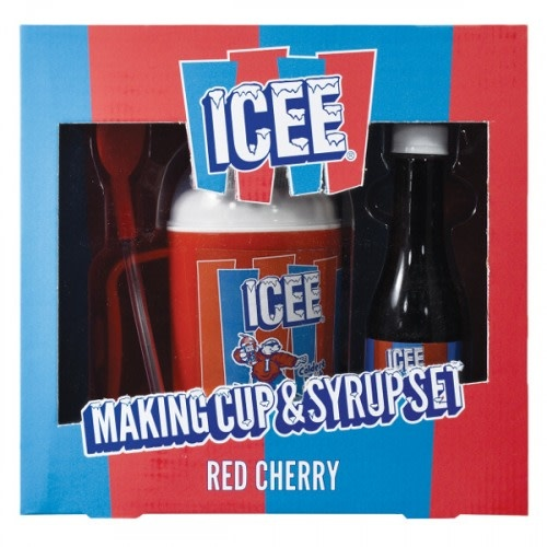 ICEE Making Cup & Syrup Set-1