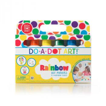 Do A Dot Markers Rainbow 6 pk-1