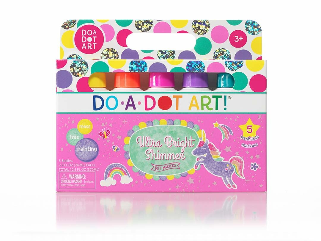 Do A Dot Markers Ultra Bright Shimmer-1