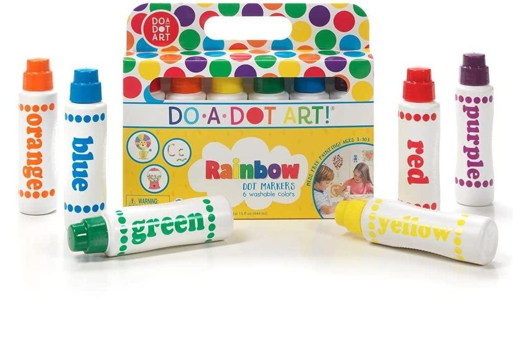 Do A Dot Markers Rainbow 6 pk-2
