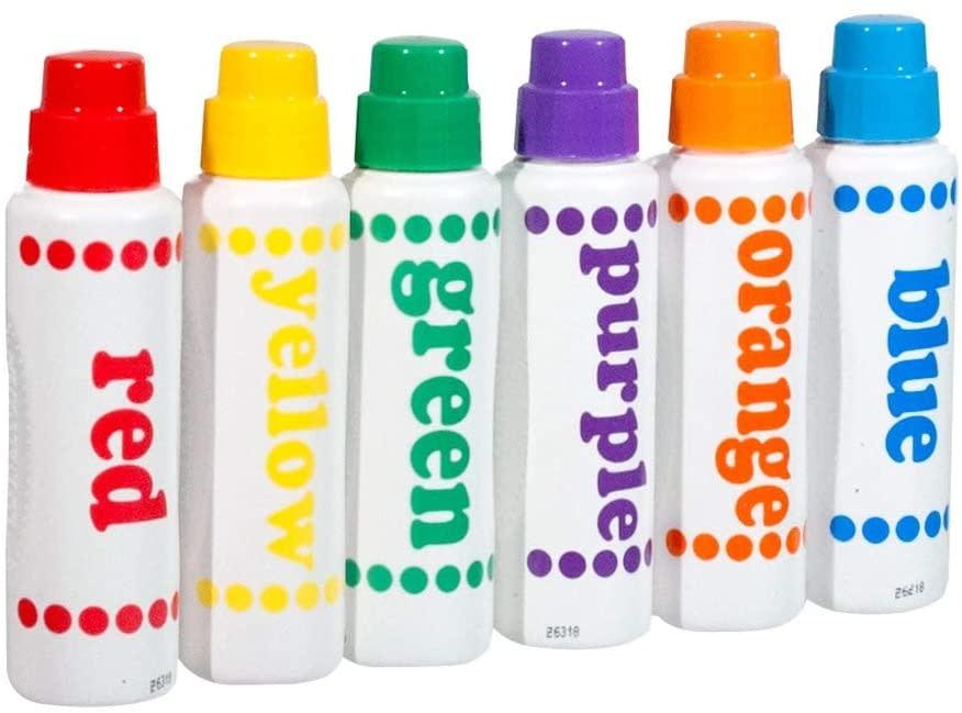 Do A Dot Markers Rainbow 6 pk-3