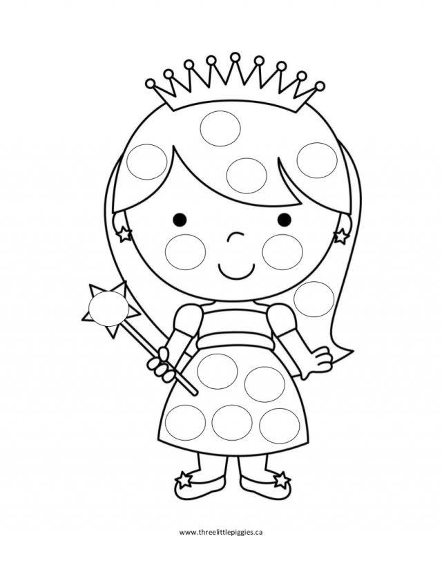 Picture Me A Princess Coloring Book-2