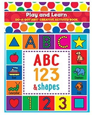 Play And Learn ABC Coloring Book-1