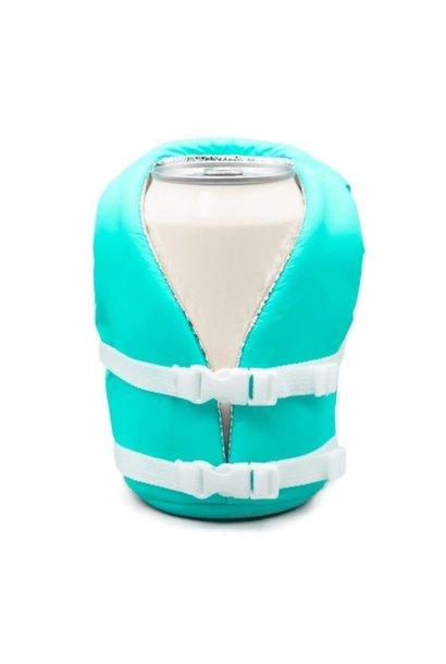 Puffin Beverage Life Vest Sky Blue