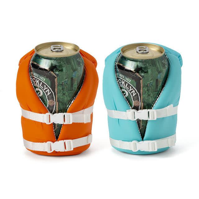 Puffin Beverage Life Vest Sky Blue-5