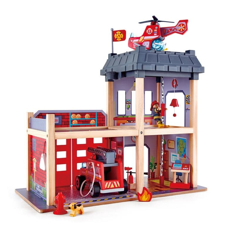 Hape Fire Station-3