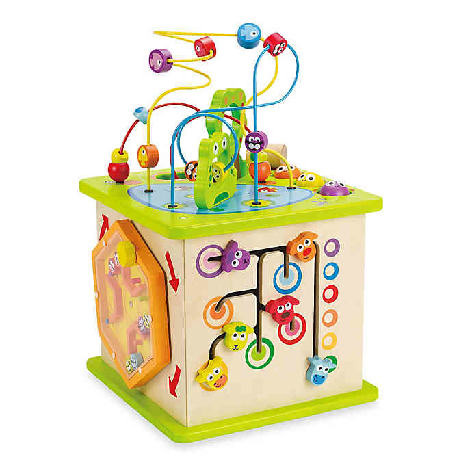 Hape Country Critters Play Cube-2