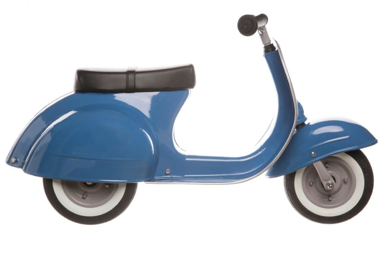 Primo Ride On Scooter Blue-2