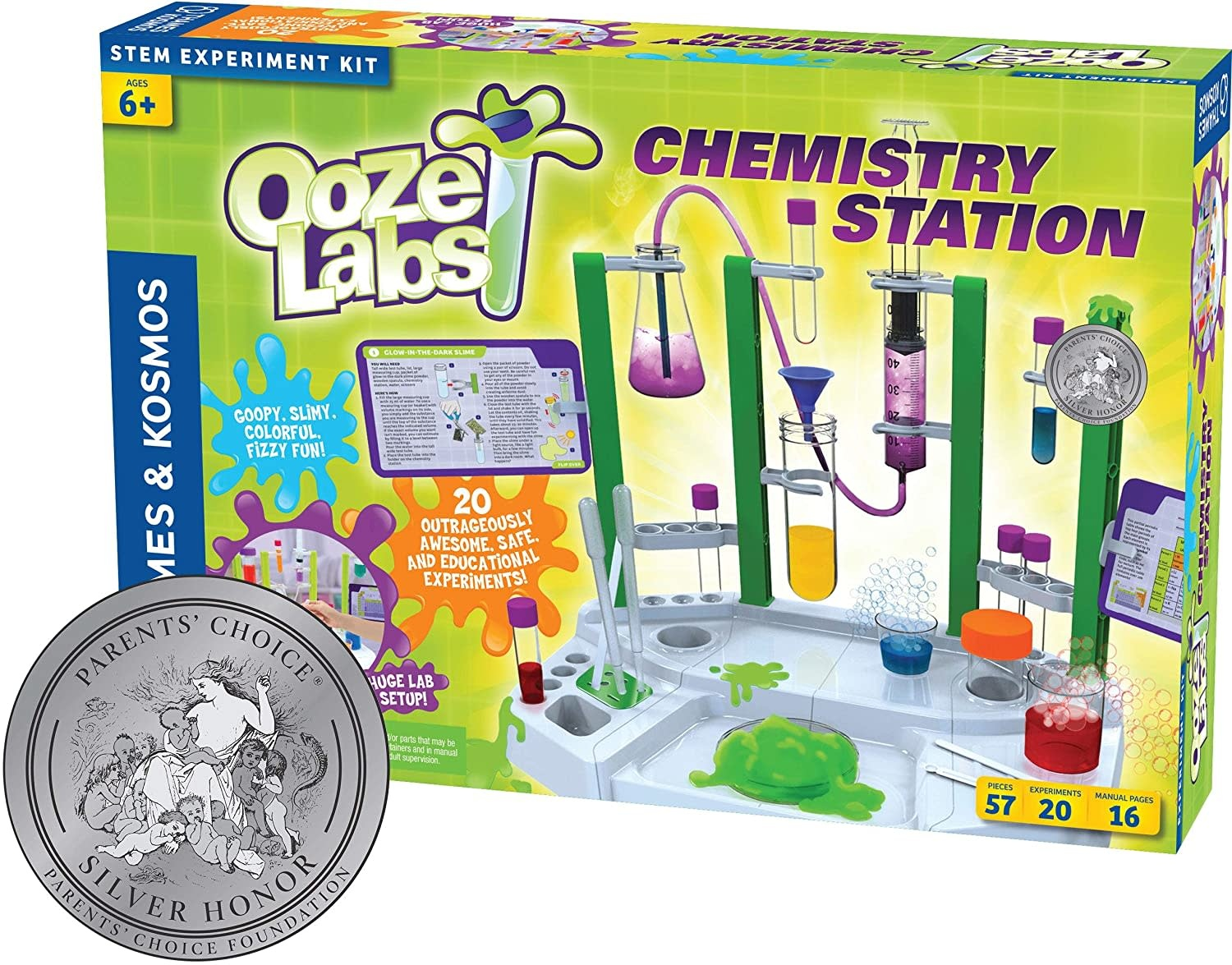 Ooze Labs Chemistry Station-1