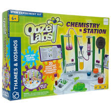 Ooze Labs Chemistry Station-3
