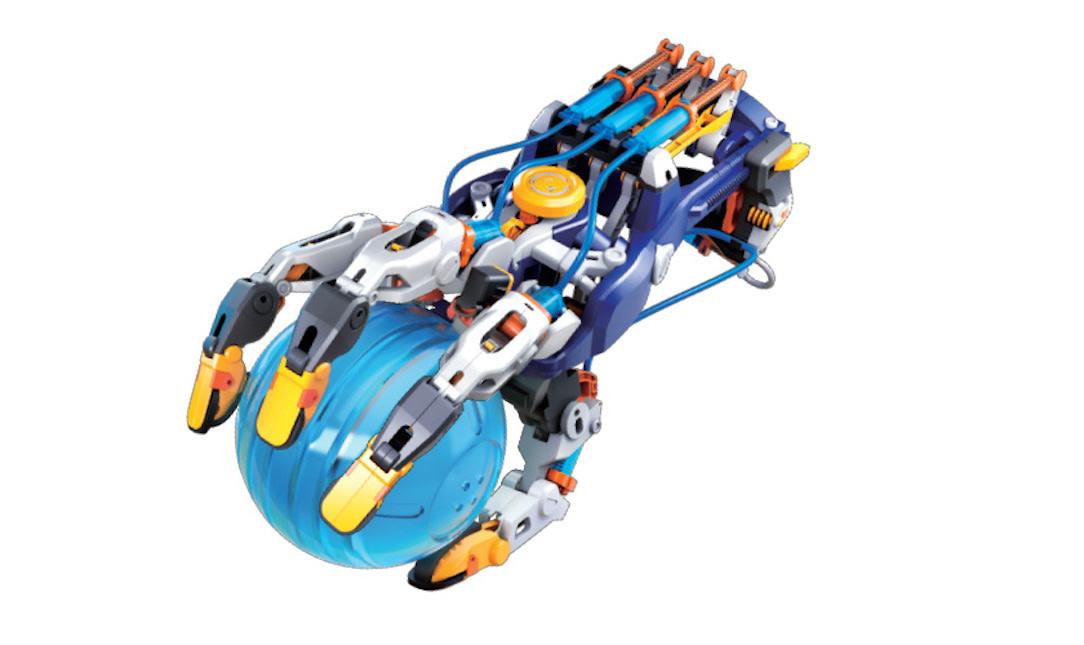 Mega Cyborg Hand-6
