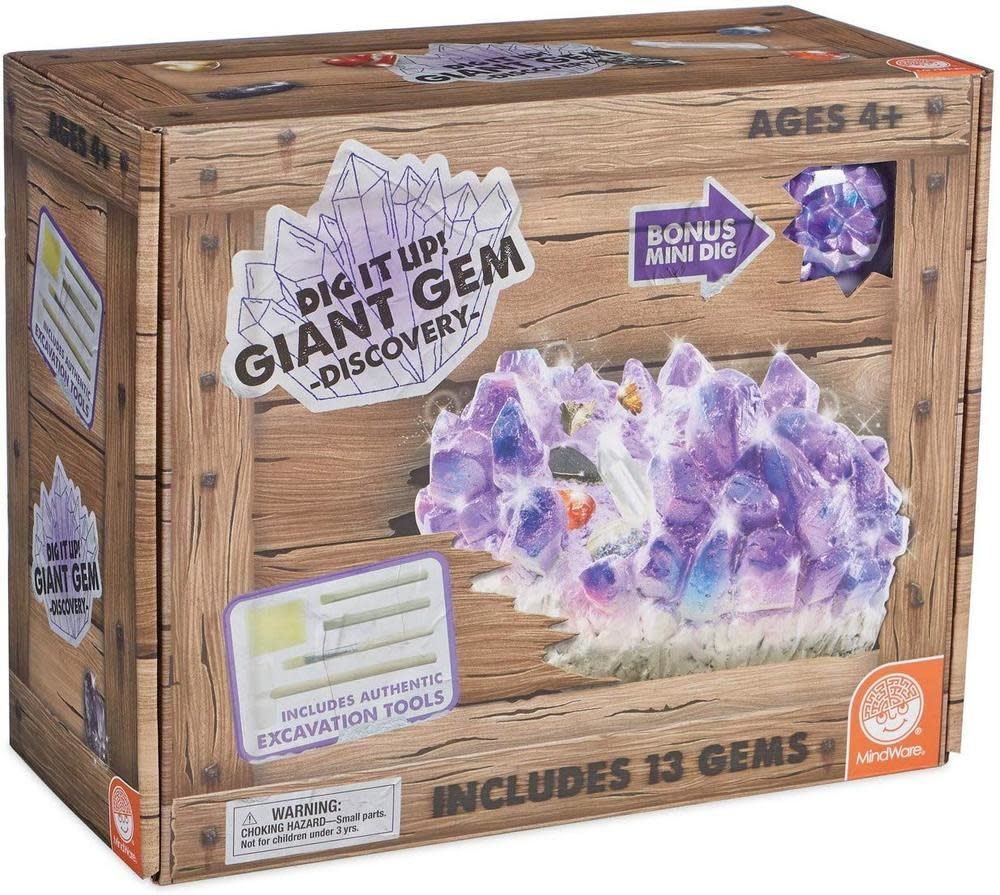 Dig It UP!  Giant Gem Discovery-1