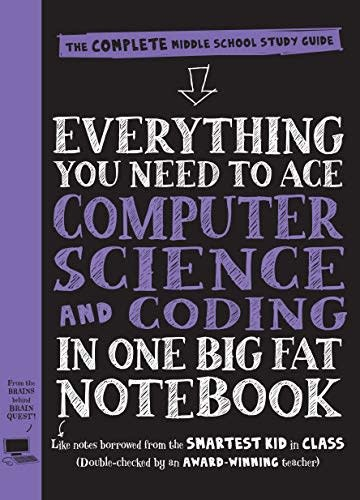Everything You Need to Ace Computer Coding & Science-3