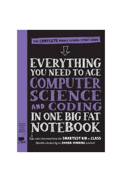 Everything You Need to Ace Computer Coding & Science