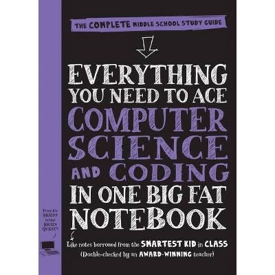 Everything You Need to Ace Computer Coding & Science-1