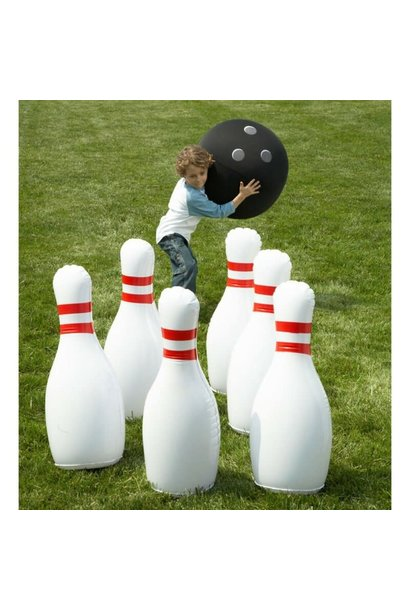 Giant Inflatable Bowling Game
