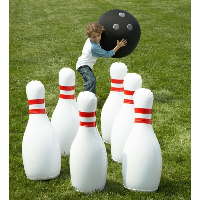 Giant Inflatable Bowling Game-1