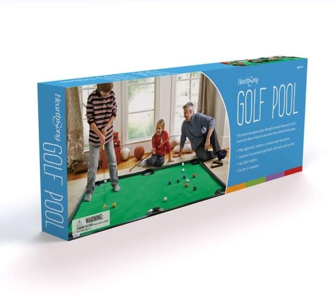 Golf Pool-1