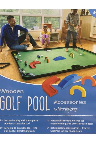 Golf Pool Accessories