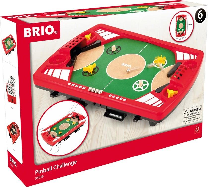Brio Pinball Challenge-1