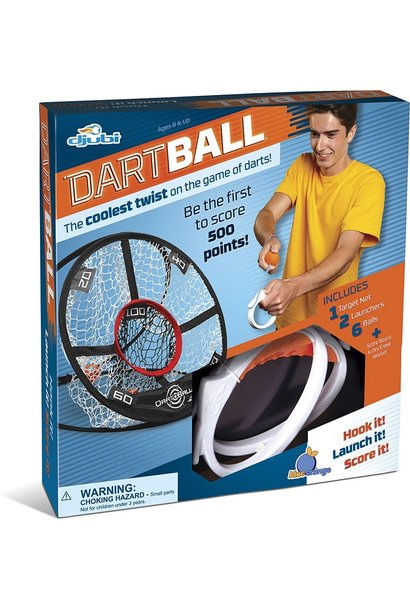 Djubi DartBall Game