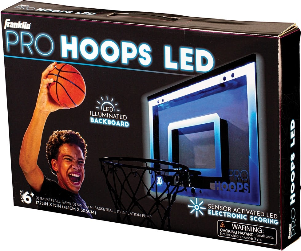 Pro Hoops Basketball LED-1