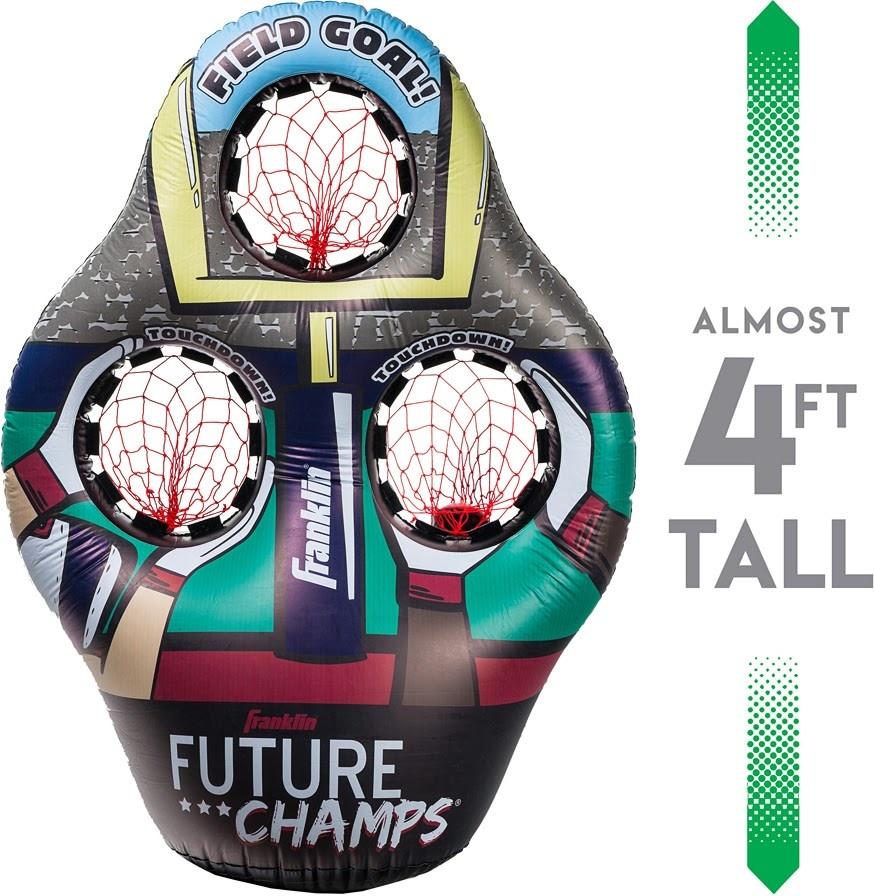 Inflatable Football Target-4